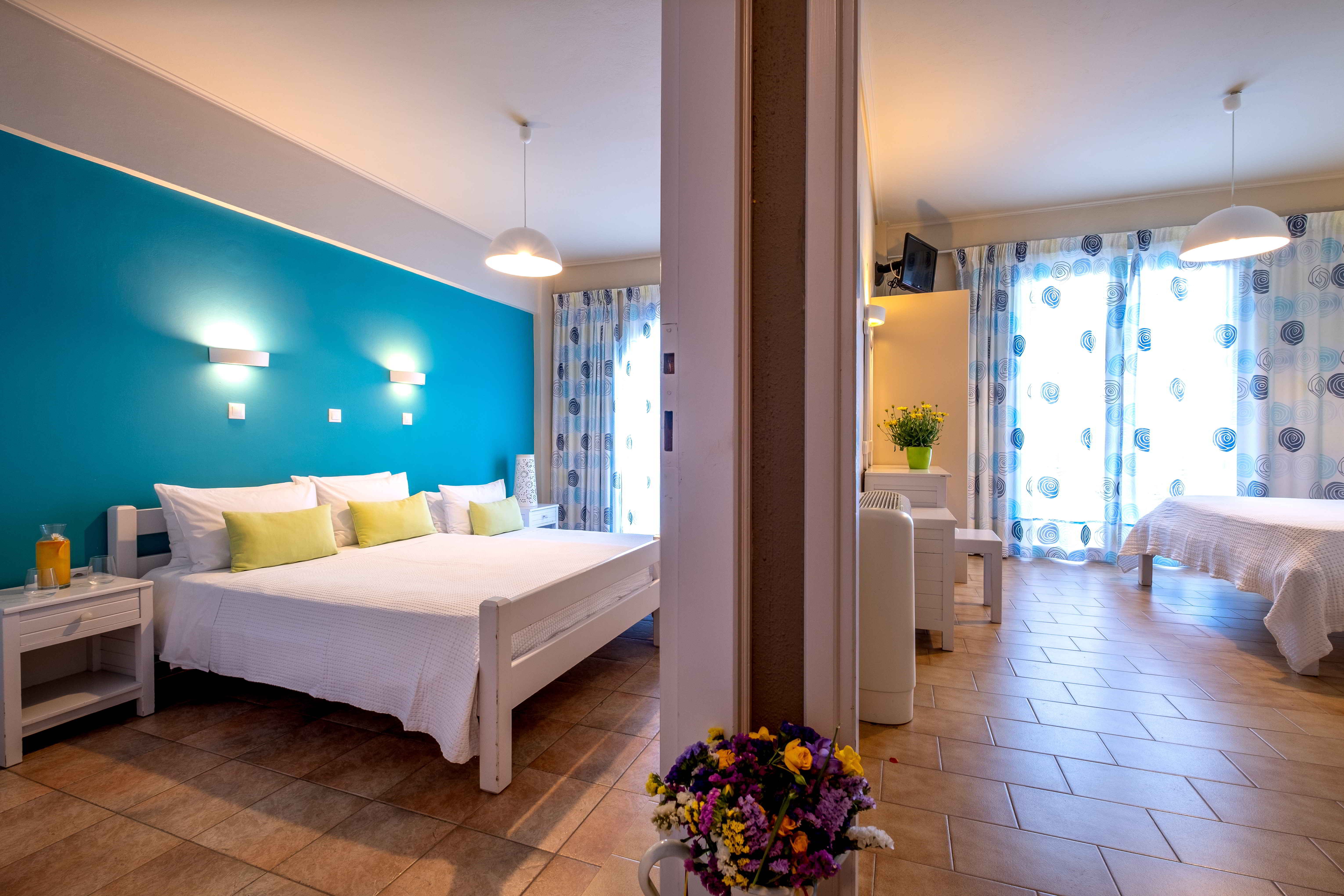 Apartment in Tolo of 2 Bedrooms | Nelly's Hotel Apartment